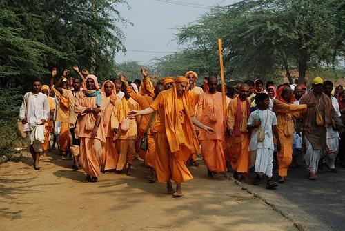 PunjabKesari Mandir ki parikrama