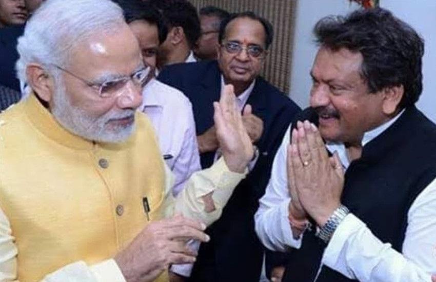 पहली बार मंत्री बनाए गए हैं कभी मुलायम के सुरक्षा गार्ड रहे SP Singh Baghel,  दिलचस्प रहा सियासी सफर - sp singh baghel who was once mulayam s security  guard has been -