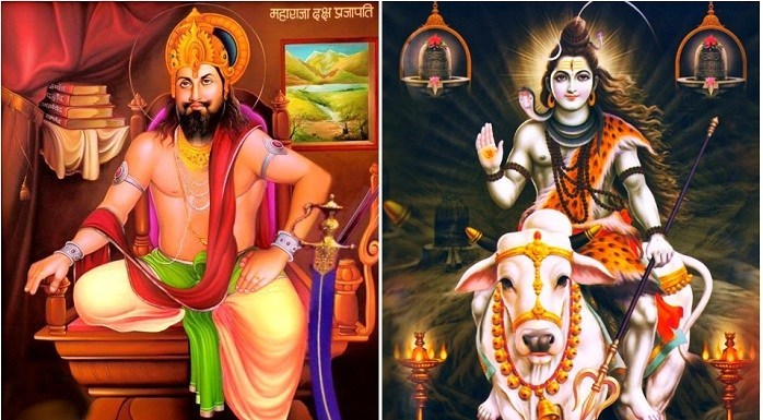 PunjabKesari, Daksh, Daksh Prajapati, Lord Shankar