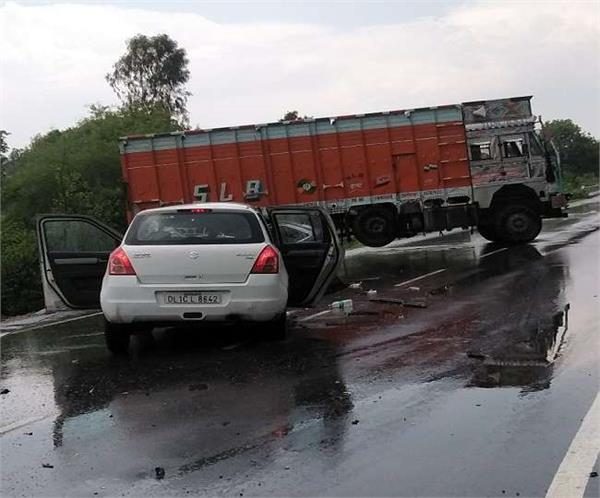 narco probable of helper driver of truck that hit unnao rape victim cbi