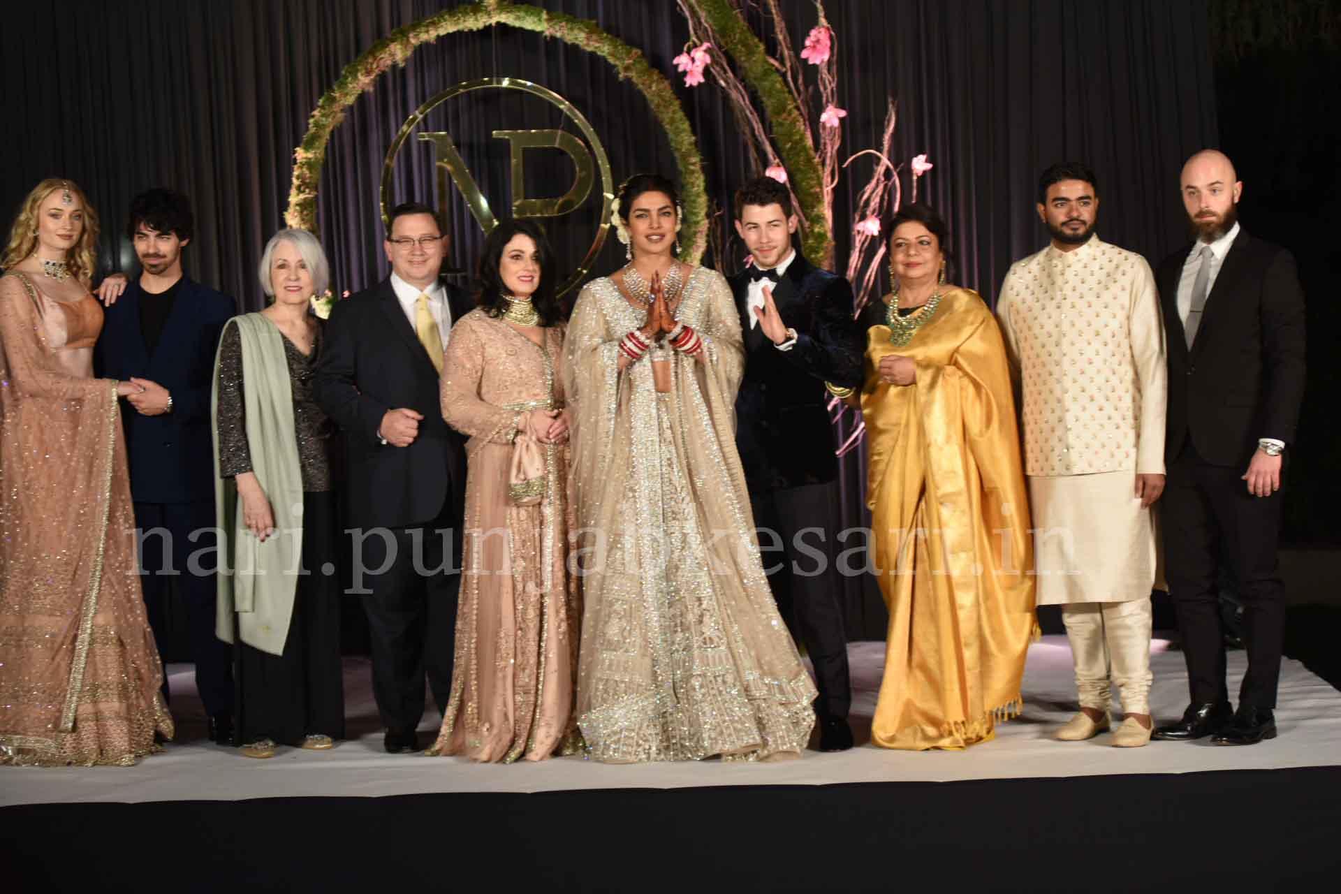 PunjabKesari, Priyanka -nick reception
