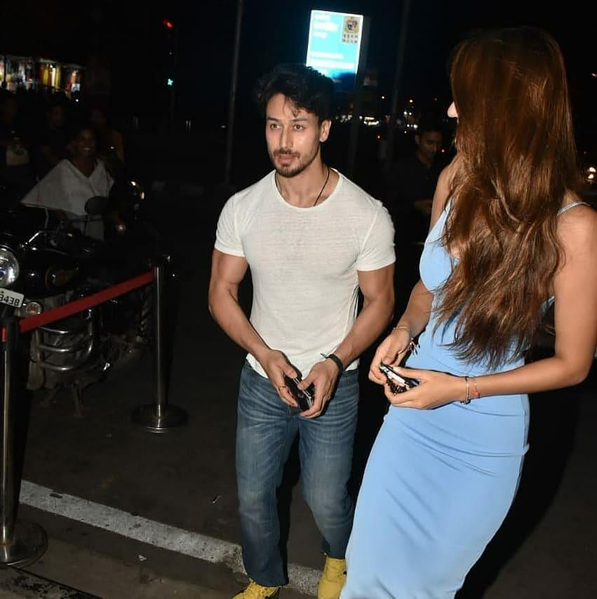 Bollywood Tadka,दिशा पाटनी इमेज,दिशा पाटनी फोटो,दिशा पाटनी पिक्चर, टाइगर श्राॅफ इमेज,  टाइगर श्राॅफ फोटो, टाइगर श्राॅफ पिक्चर