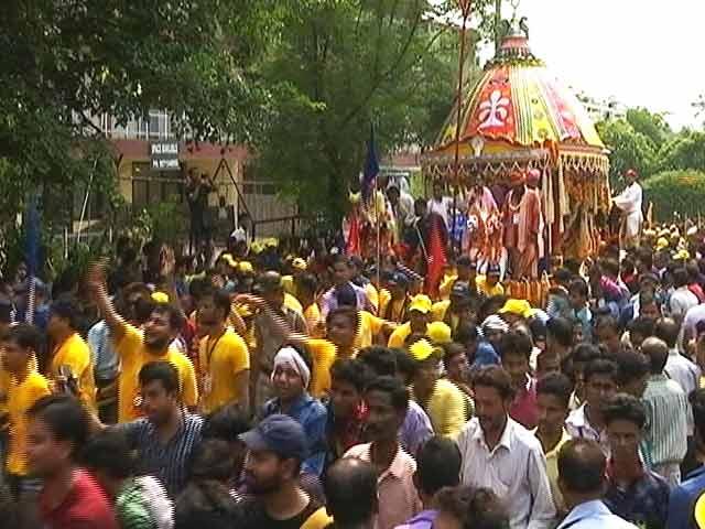 PunjabKesari Lord Jagannath Rath Yatra
