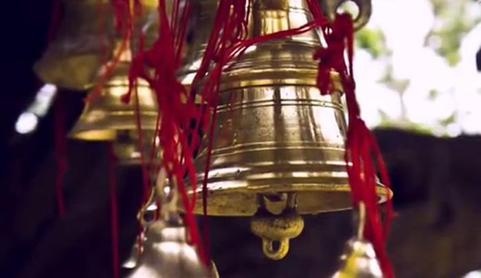 PunjabKesari, Bells, मंदिर की घंटियों की आवाज़