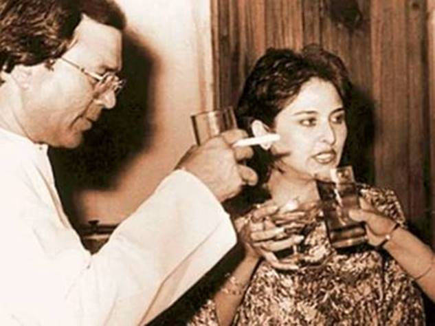 PunjabKesari, anju mahendru and rajesh khanna