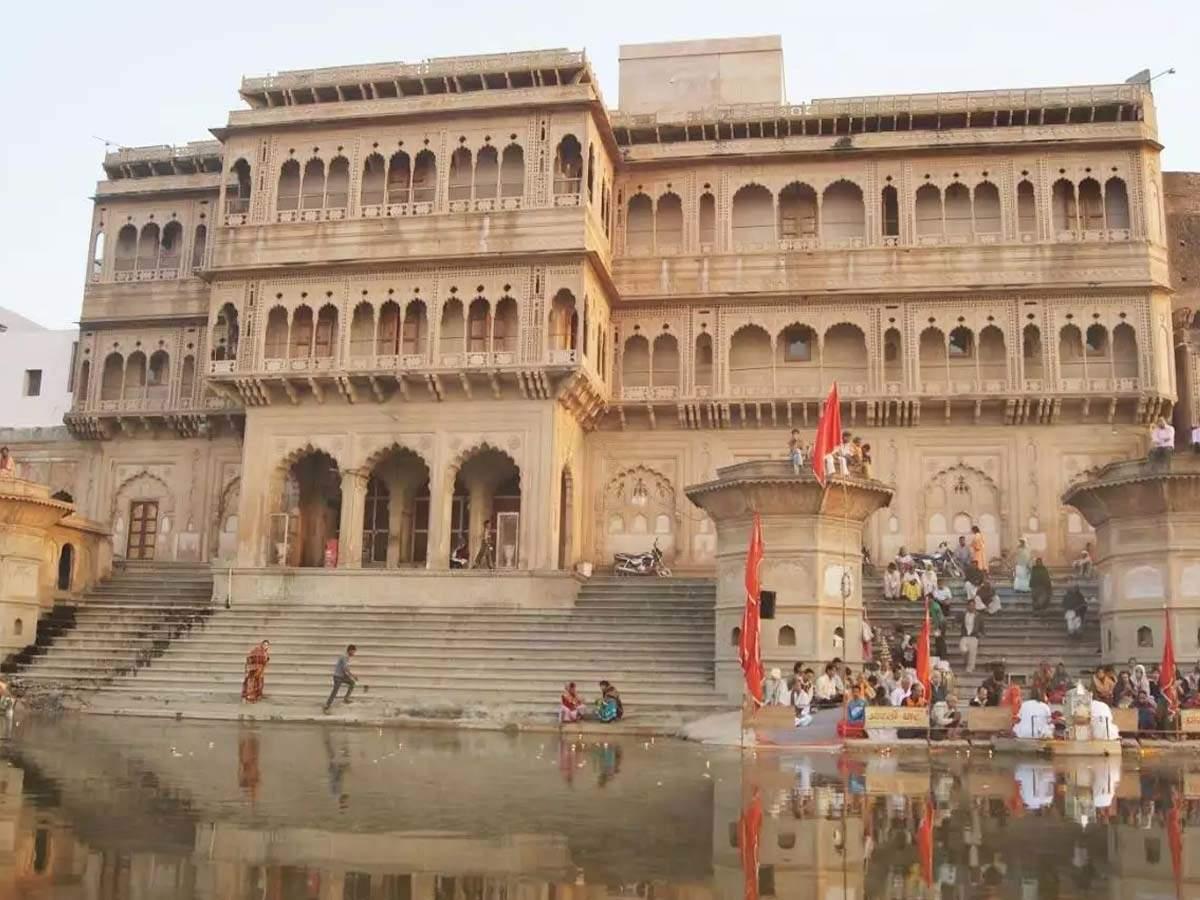 PunjabKesari vrindavan
