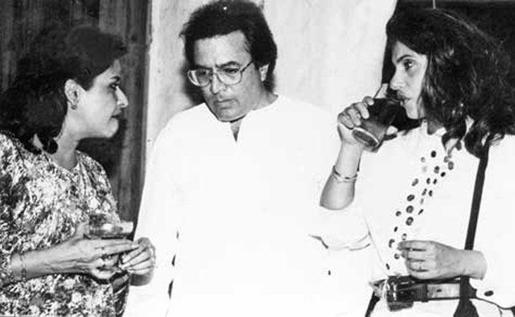 PunjabKesari, Anju and rajesh khanna