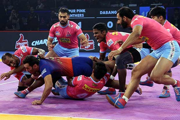 sports news,  Kabaddi news hindi, Pro Kabaddi League, Dabang Delhi, Jaipur Panthers