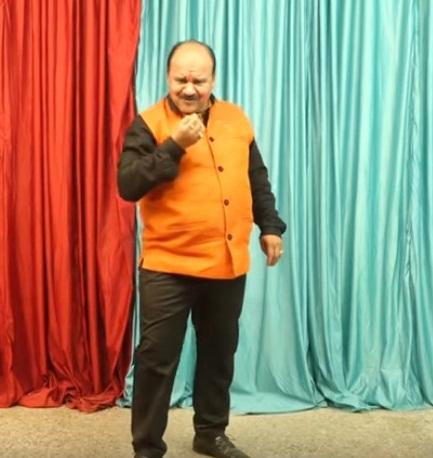 Bollywood Tadka, संजीव श्रीवास्तव इमेज, संजीव श्रीवास्तव फोटो, संजीव श्रीवास्तव पिक्चर, डांसिंग अंकल इमेज,डांसिंग अंकल फोटो, डांसिंग अंकल पिक्चर