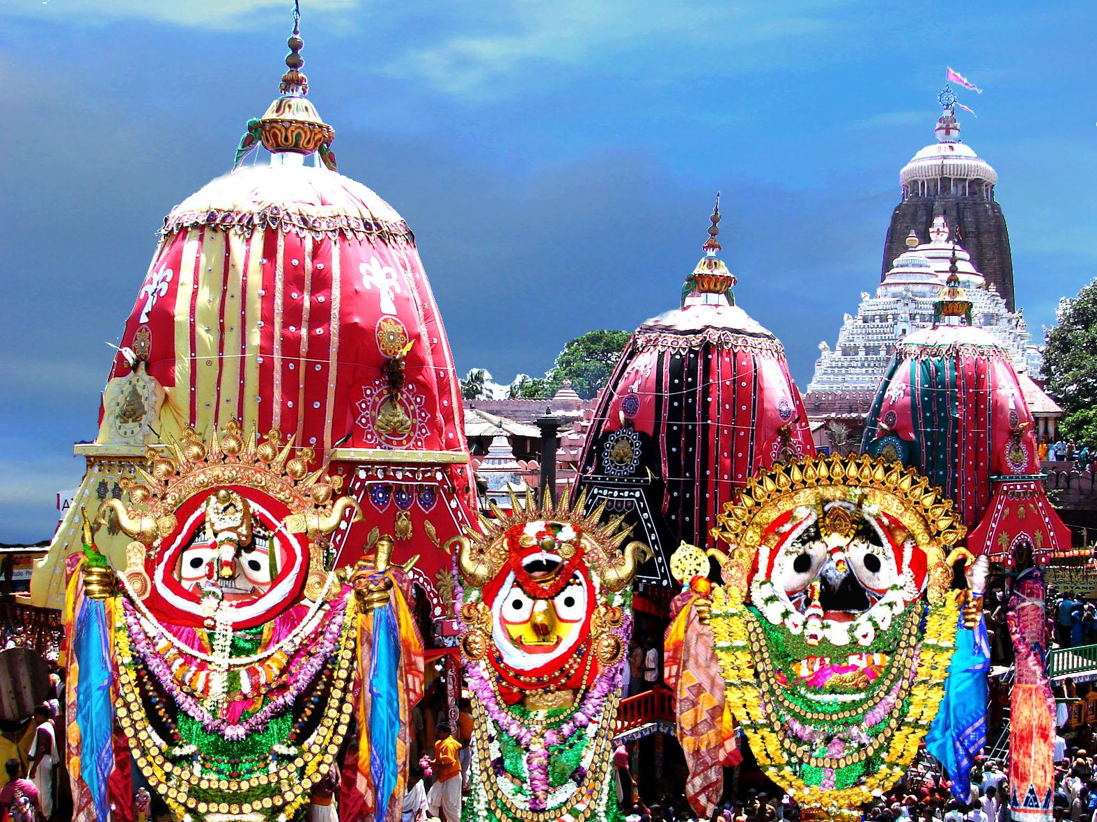 PunjabKesari Jagannath temple