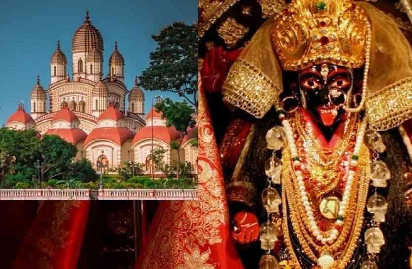 PunjabKesari, Dakshineswar Kali Temple By Rani Rasmani