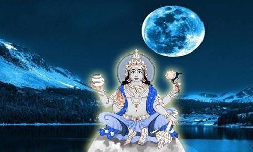 PunjabKesari Today moon and Jupiter appear near