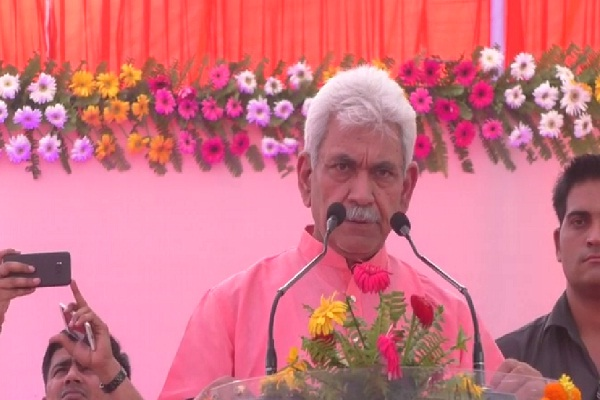 the choice of this time between nationalism vs familyism manoj sinha