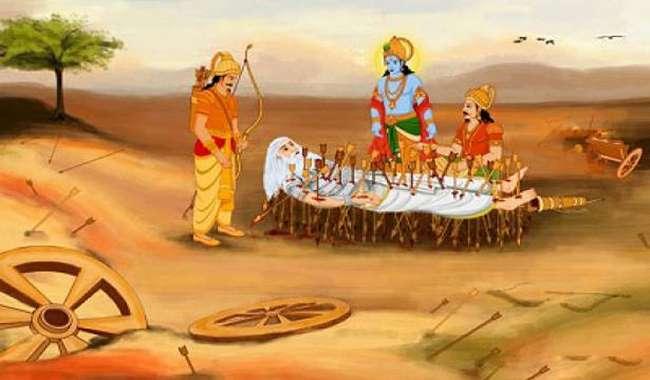 PunjabKesari, Dharam, Bhishma panchak, भीष्म पंचक, पंचक, भीष्म पंचक 2019, पितामाह भीष्म, पितामाह भीष्म मंत्र, Bhishma Mantra, Mantra Bhajan Arti, Vedic Mantra In Hindi, Mantra Ucharan In Hindi, Slokas and Mantras, vedic Slokas, Bhagwan ki Aarti, आरती भजन इन हिंदी