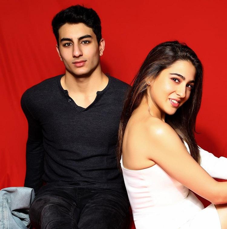 Bollywood Tadka,sara ali khan image,sara ali khan photo, sara ali khan pictures,  ibrahim ali khan image, ibrahim ali khan photo,  ibrahim ali khan pictures