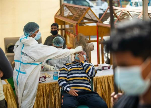 noida 125 new cases of corona virus reported one more person died