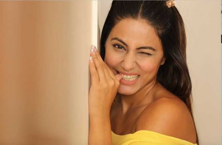 PunjabKesari, Hina Khan Beauty Secrets Image