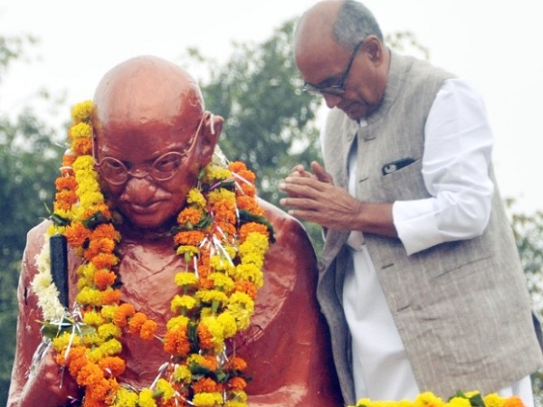 PunjabKesari, Madhya Pradesh News, Bhopal News, Congress, Cabinet Minister Jitu Patwari, Patwari, Corruption, Patwari Union Strike, Digvijay Singh, Indefinite Strike