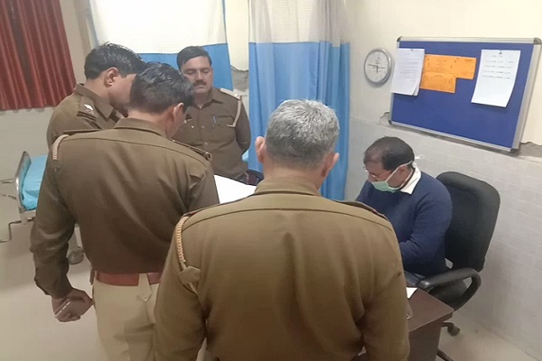 PunjabKesari, attack, victim, testimony, court, accused, weapon