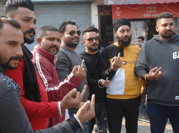 PunjabKesari, Active members not voting in Youth Congress organizational elections