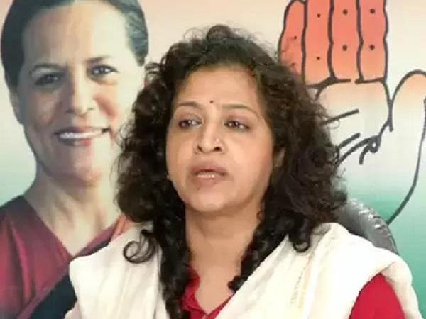 PunjabKesari, Madhya Pradesh News, Jhabua News, Jhabua by-election, BJP, Congress, Congress spokesperson Shobha Ojha, RSS, Hindu Mahasabha, ISI