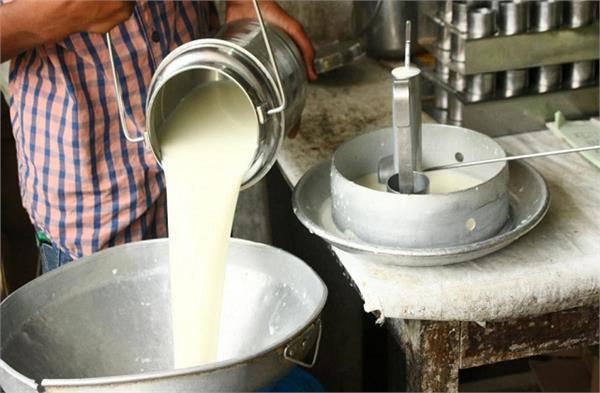 milk price increase in haryana
