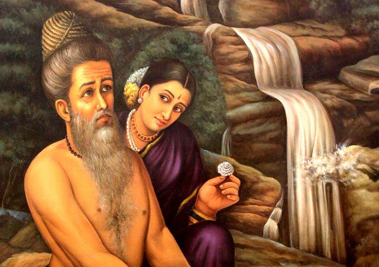 PunjabKesari Vishwamitra ki katha