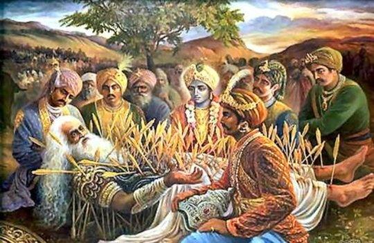 PunjabKesari Mahabharata story