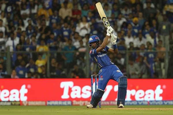 Cricket news in hindi, IPL 2019, all-round performance, Hardik Pandya, given her a dedication, Mumbai Indians