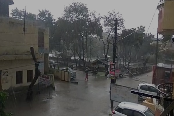 PunjabKesari, Raining