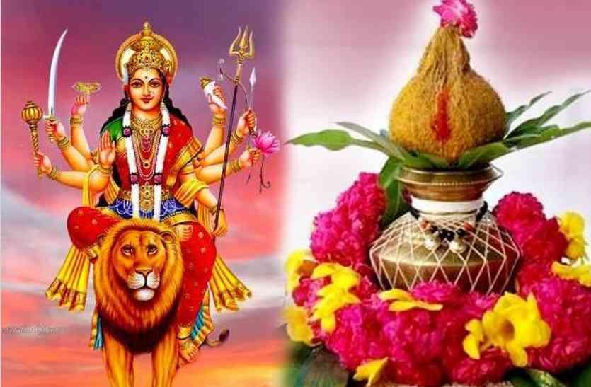 PunjabKesari, नवरात्रि आरंभ