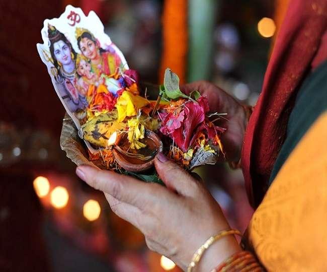 PunjabKesari, Shiv Parvati, शिव पार्वती, Hariyali Teej, On 3 August Hariyali Teej, Hariyali Teej 2019, हरियाली तीज
