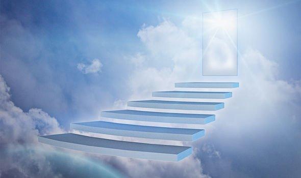 PunjabKesari, स्वर्ग की सीढ़ी, Heaven Stairs