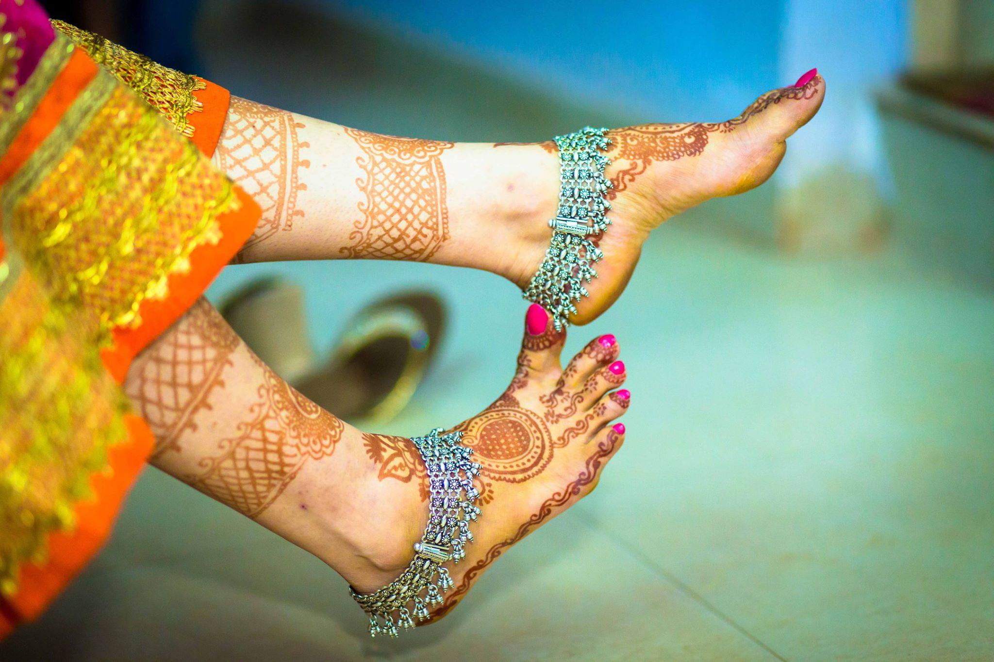 PunjabKesari, Unique Style Payal Designs Image, यूनिक स्टाइल पायल डिज़ाइन इमेज