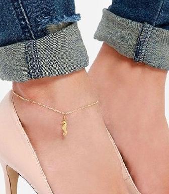 PunjabKesari, Latest Anklet Designs For Girls, लेटेस्ट अंक्लेट डिज़ाइन फॉर गर्ल