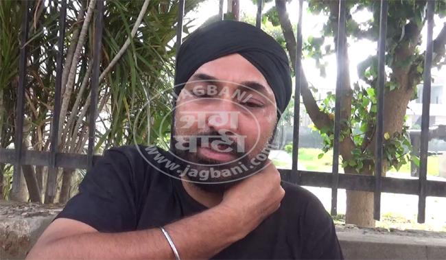 PunjabKesari, The body of Tanvir Ghumman will come on Dussehra