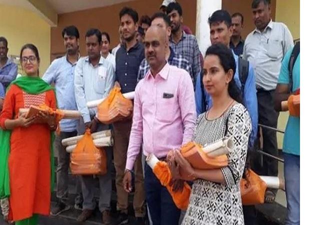 PunjabKesari, Madhya Pradesh News, Bhopal News, Indore News, Cabinet Minister Jitu Patwari, Digvijay Singh, statement on Patwari, corruption