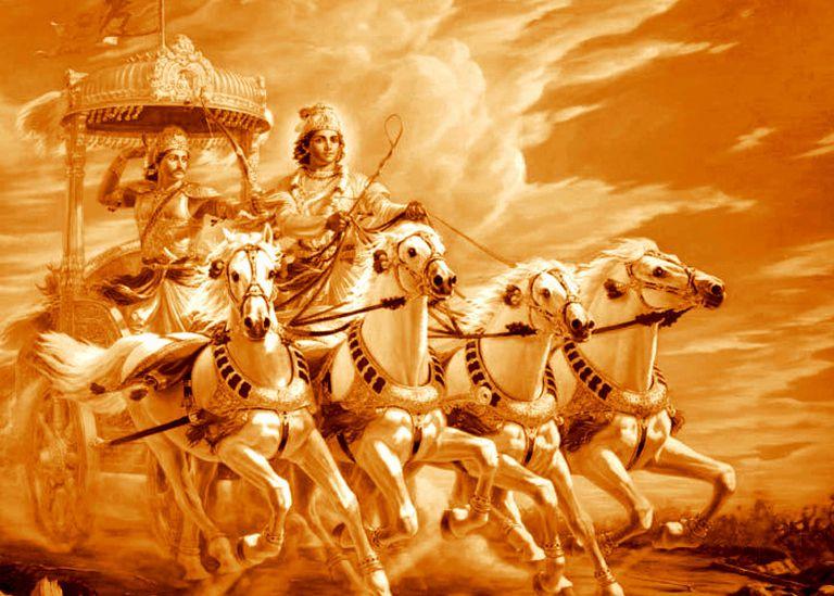 PunjabKesari, kundli tv, bhagavad gita image