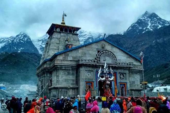 PunjabKesari, Kedarnath, Rudraprayag, Omkareshwar Temple, ओंकारेश्वर मंदि