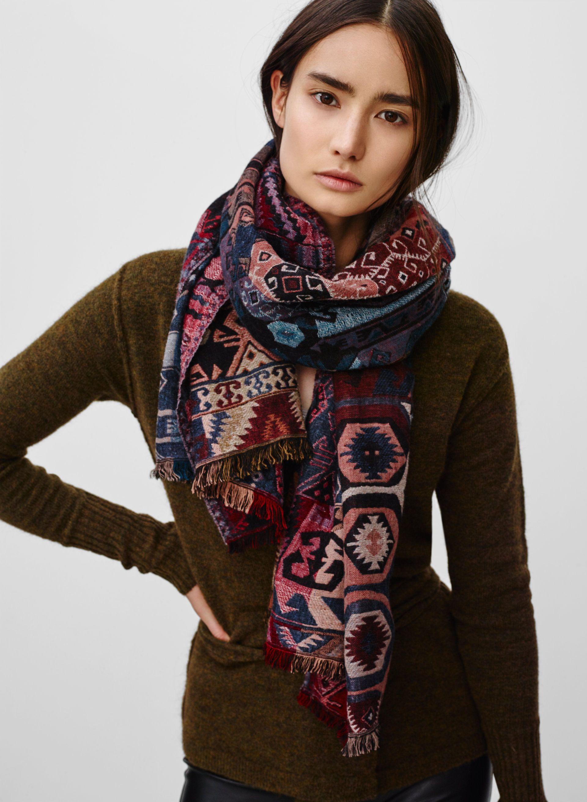 PunjabKesari.Nari, Rectangle scarf Image, Fashion