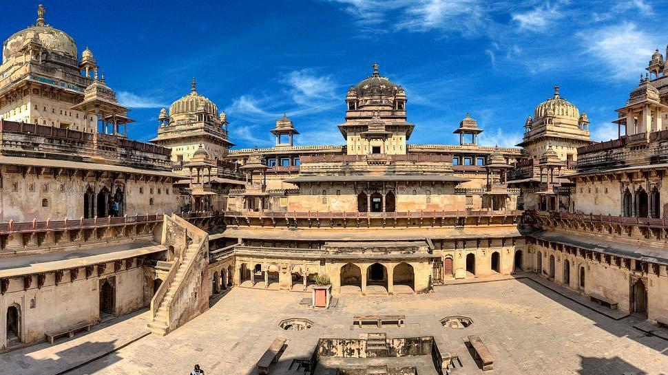 PunjabKesari Orchha