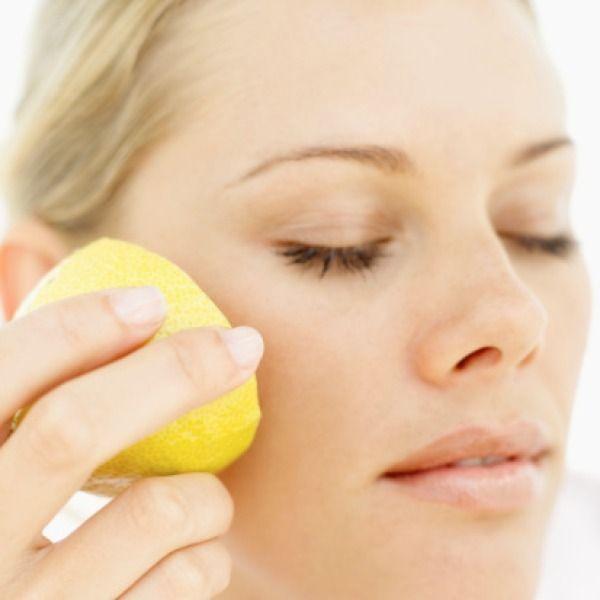 PunjabKesari, Lemon Juice Image, Chicken Pox Scars Image