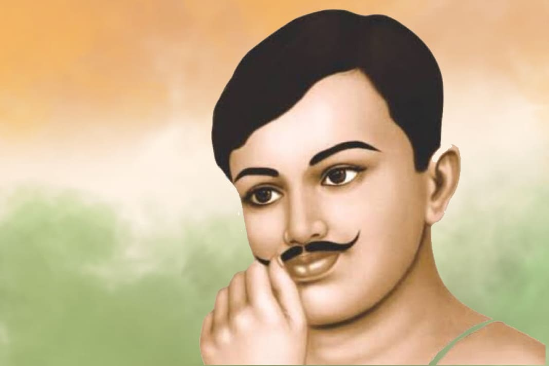 PunjabKesari, चंद्रशेखर आजाद, Chandrashekhar Azad, 73rd Independence day