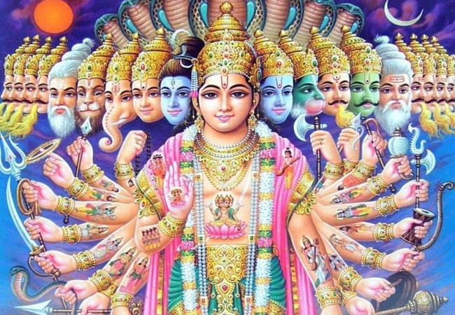 PunjabKesari, श्री हरि, Sri hari Vishnu, Lord Vishnu, Damodar, Lord Damodar