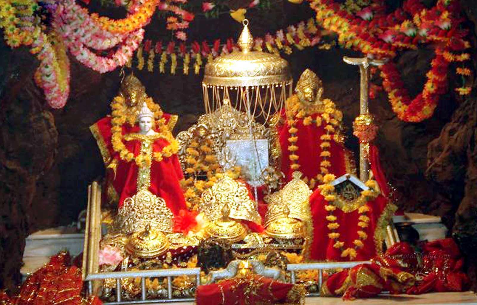 PunjabKesari, वैष्णो देवी की गुफा, Vaishno Devi, Vaishno Devi Gufa