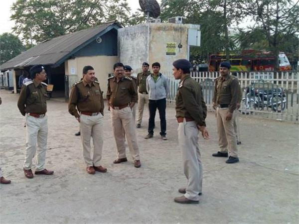 mp police against mob lynching