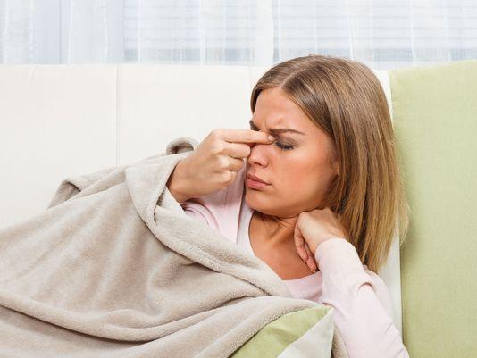 PunjabKesari, Sinus Infection Image