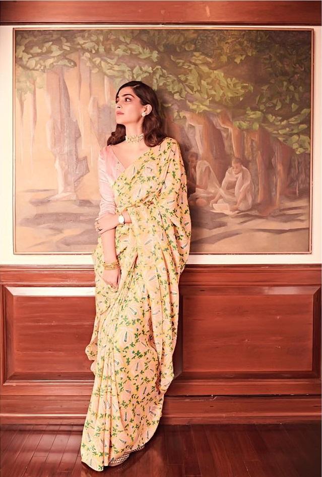 PunjabKesari, Nari, Sonam kapoor Ahuja, Bollywood Actress, Ek Ladki Ko Dekha Toh Aisa Laga