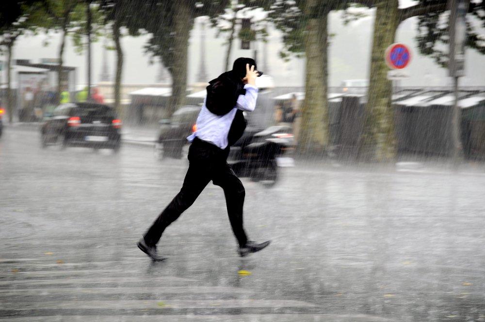 PunjabKesari, Rain, बरसात