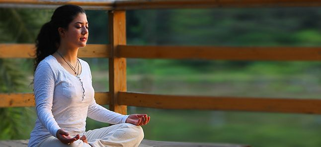PunjabKesari, kundli tv, meditation image